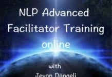 Neuro Linguistic programming advanced facilitator training